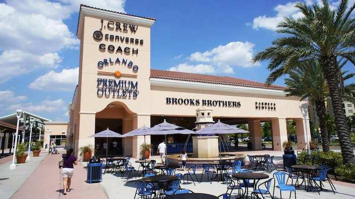 Orlando Premium Outlets Vineland Ave d1d13ef8ff074