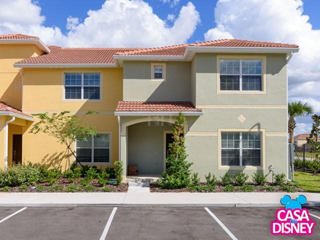 Casa na região da Disney em Orlando Destaque