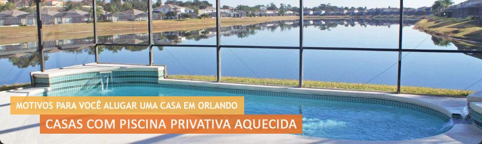 Alugue uma casa em orlando com piscina privativa aquecida