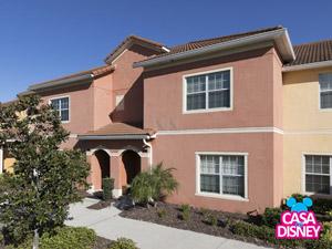 Casa na Disney em Orlando Resort Destaque